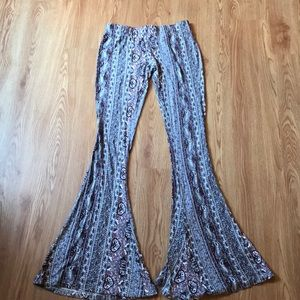 patterned fun pants from LF
